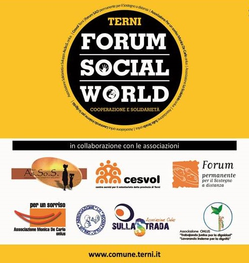 FORUM SOCIAL WORLD - 17-26/05/2013